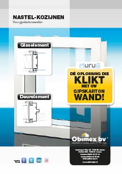 Obimex Nastel-kozijnen