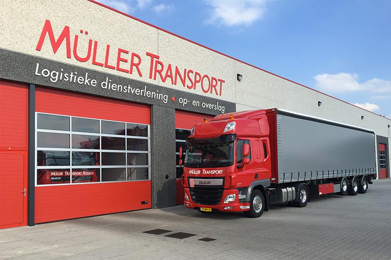 Muller Transport Rijssen