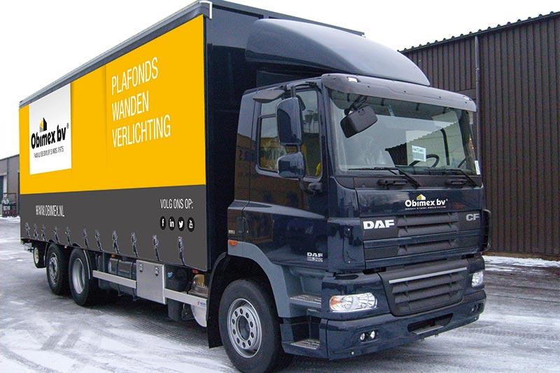Obimex Vrachtwagen