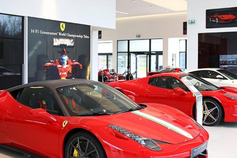 Ferrari obimex