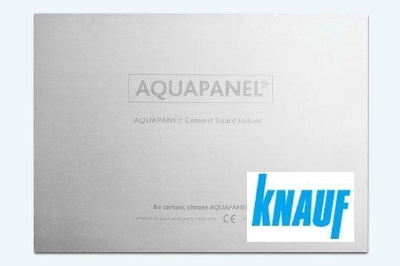 Vernieuwing knauf aquapanel indoor obimex bv