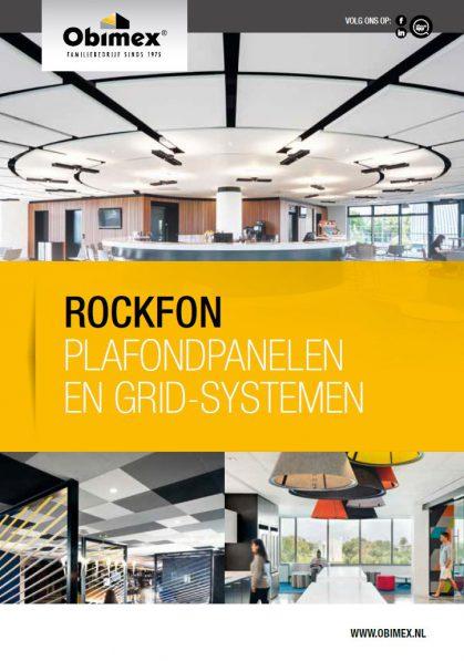 Obimex Rockfon Chicago Metallic 2020