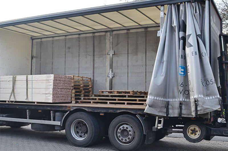 transport-vrachtwagen